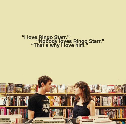 an analysis of the relationship of tom and summer in the movie 500 days of summer Their jokey, flirtatious relationship is based on a shared love of british bands such as the smiths and on a giggly, conspiratorial feeling of superiority to the silliness and phoniness of everything that surrounds them but the relationship, which lasts 500 days, is doomed, and tom plays us scenes from random.
